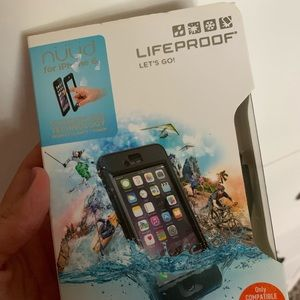 Lifeproof IPhone 6/6s phone case